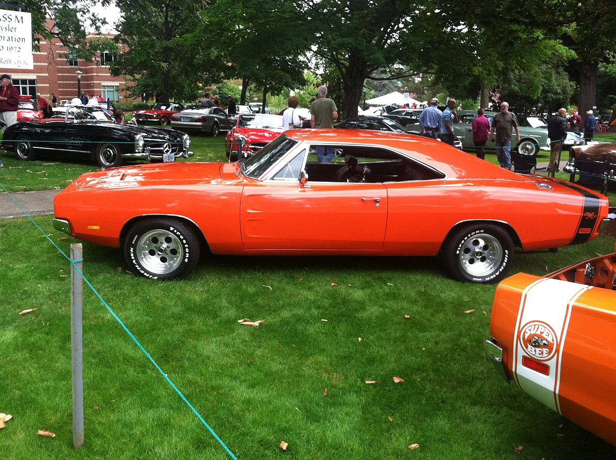 Dodge - from the Forest Grove Concours d'Elegance 2012 photo gallery.