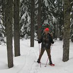 Let me show you how we snowshoe in Turkey